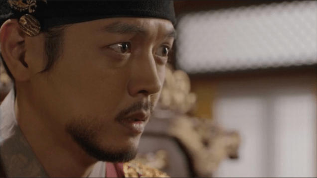 2014 11 Jung II-woo in The Night Watchman's Journal Episode 23 2