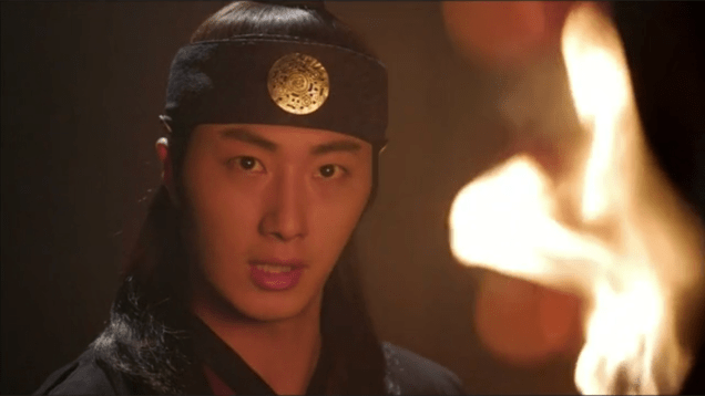 2014 11 Jung II-woo in The Night Watchman's Journal Episode 23 5
