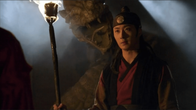 2014 11 Jung II-woo in The Night Watchman's Journal Episode 23 8