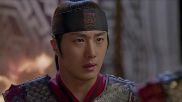 2014 11 Jung II-woo in The Night Watchman's Journal Episode 24 1