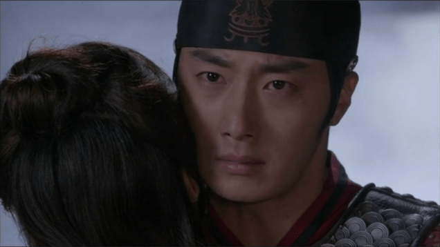 2014 11 Jung II-woo in The Night Watchman's Journal Episode 24 11