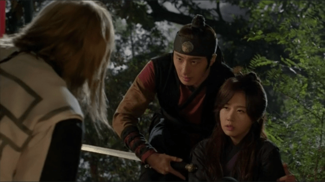 2014 11 Jung II-woo in The Night Watchman's Journal Episode 24 16