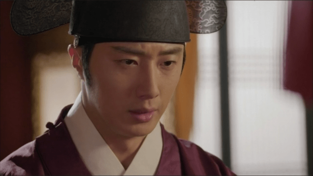 2014 11 Jung II-woo in The Night Watchman's Journal Episode 24 20