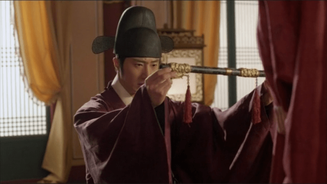 2014 11 Jung II-woo in The Night Watchman's Journal Episode 24 21