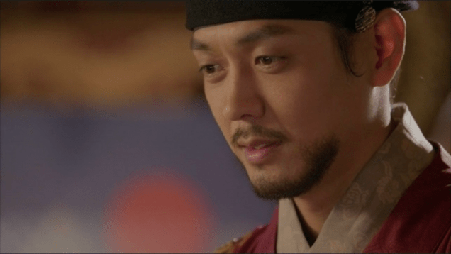 2014 11 Jung II-woo in The Night Watchman's Journal Episode 24 23