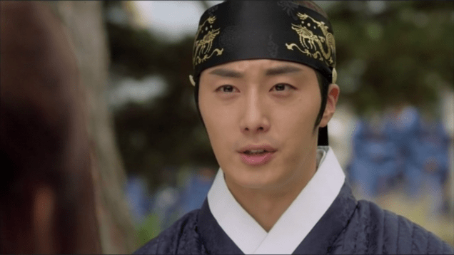 2014 11 Jung II-woo in The Night Watchman's Journal Episode 24 78