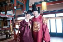 2014 11 Jung II-woo in The Night Watchman's Journal Episode 24 BTS 19