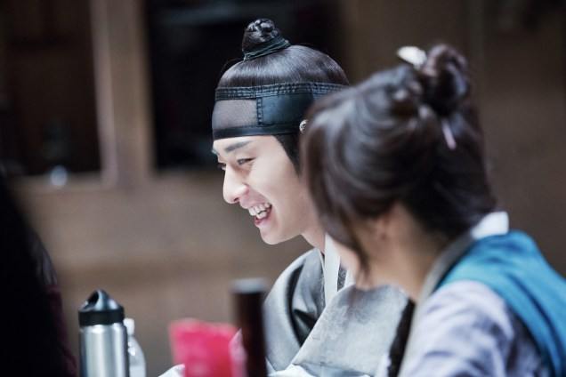 2014 Jung Ilwoo in The Night Watchman's Journal Xtra Photos 5