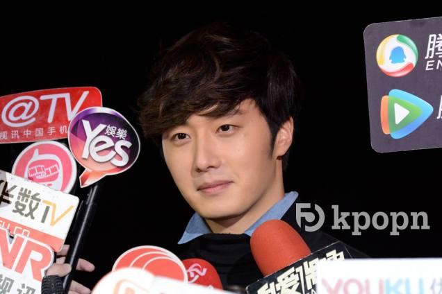 2015 1 10 Jung Il-woo Taiwan Ilwoo Together Fan Meeting. Interviews 1