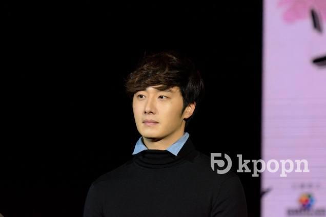 2015 1 10 Jung Il-woo Taiwan Press Conference. 1