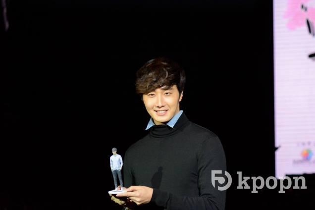 2015 1 10 Jung Il-woo Taiwan Press Conference. 10