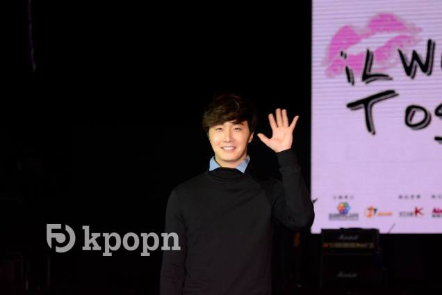 2015 1 10 Jung Il-woo Taiwan Press Conference. 3