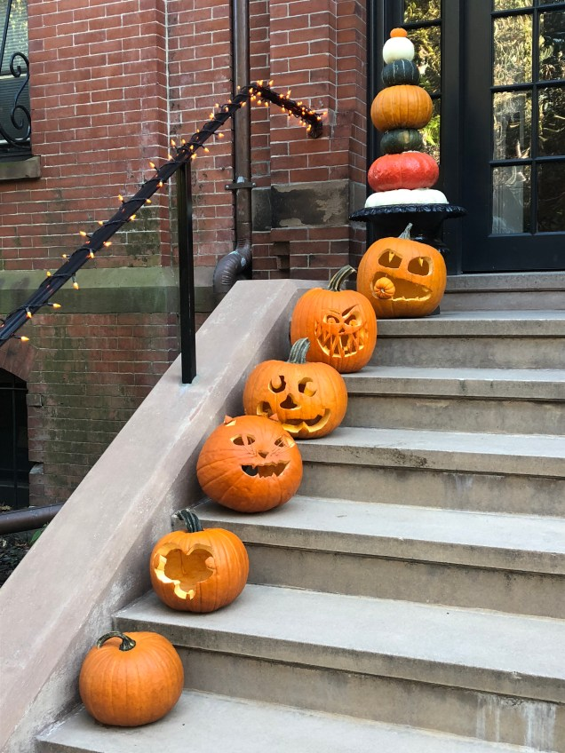 2018 Boston decorated for Halloween. Cr. Fan 134