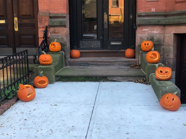 2018 Boston decorated for Halloween. Cr. Fan 138