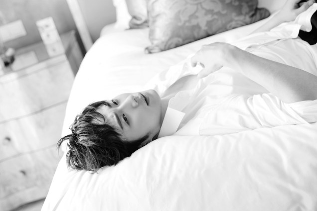 22014 10:11 Jung Il-woo in Bali for BNT International Part 2: In Bed Cr.BNT International11