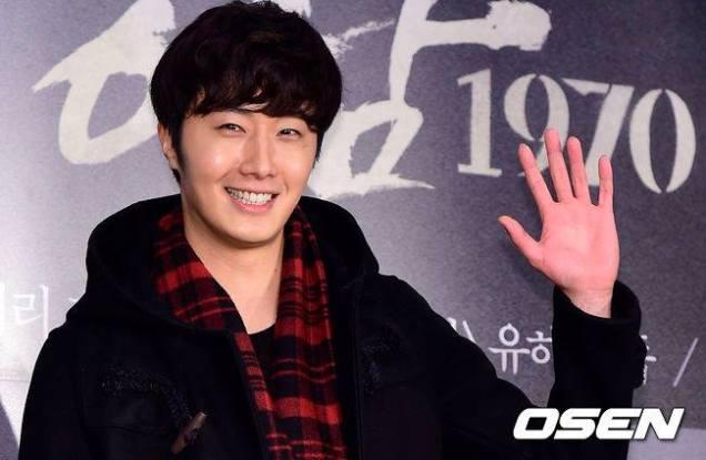 2015 1 20 Jung Il-woo attends VIP Premiere of Gangnam 1970. 12
