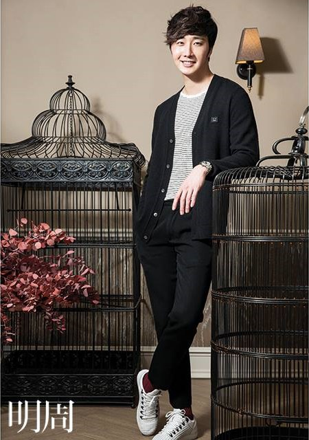 2015 1 22 Jung Il-woo in Ming Weekly 2