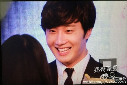 2015 3 20 Jung Il-woo at a Biotherm Event in Beijing, China. 36