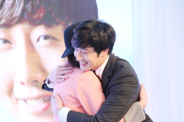2015 3 20 Jung Il-woo at a Biotherm Event in Beijing, China. 44