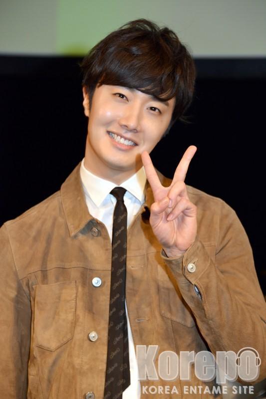 2015 4 25 Jung Il-woo in his Fan Meeting Rainbo-Woo in Tokyo, Japan. 26