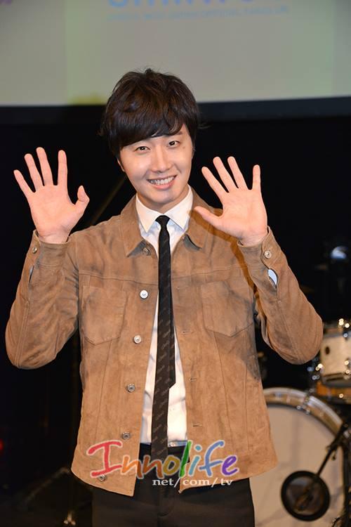 2015 4 25 Jung Il-woo in his Fan Meeting Rainbo-Woo in Tokyo, Japan. 30