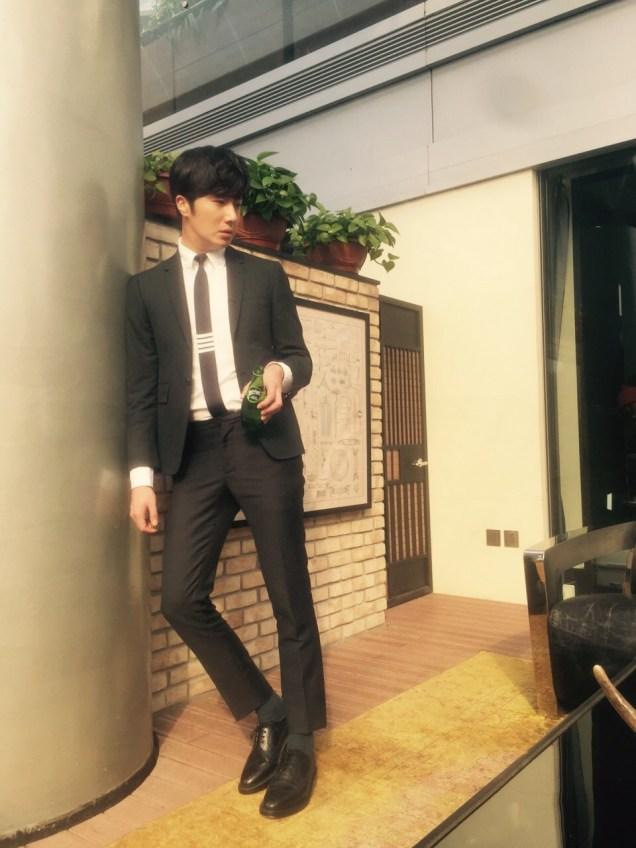 2015 4 25 Jung Il-woo in his Fan Meeting Rainbo-Woo in Tokyo, Japan. 4
