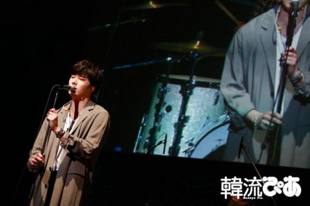 2015 4 25 Jung Il-woo in his Fan Meeting Rainbo-Woo in Tokyo, Japan. 58