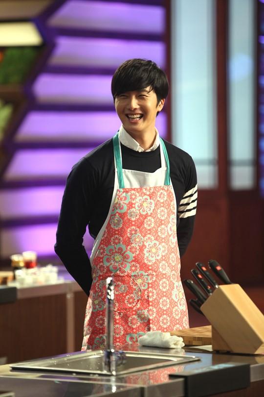 """2015 4 8 Jung Il-woo at China's Jiangsu Satellite TV """"Star Chef"""" 31.jpg"""