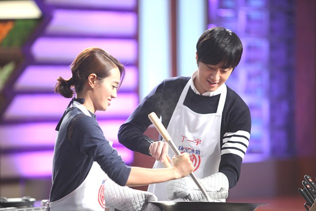 2015 4 Jung Il-woo in Star Chef Episode 1 2