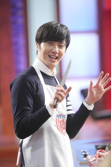 2015 4 Jung Il-woo in Star Chef Episode 1 4