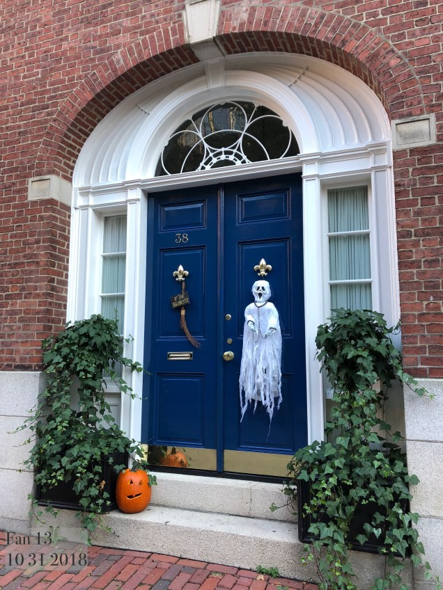 2018 10 31 Halloween at Beacon Hill in Boston, MA. By Fan 13 28