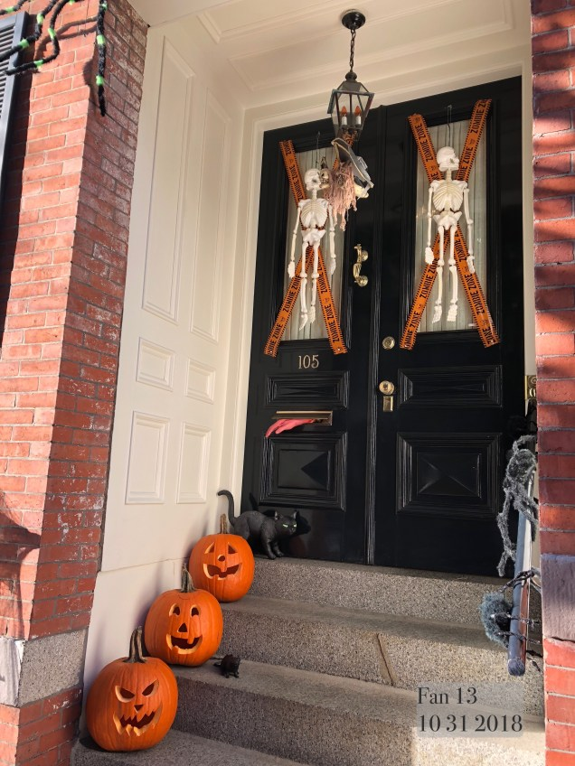 2018 10 31 Halloween at Beacon Hill in Boston, MA. By Fan 13 32