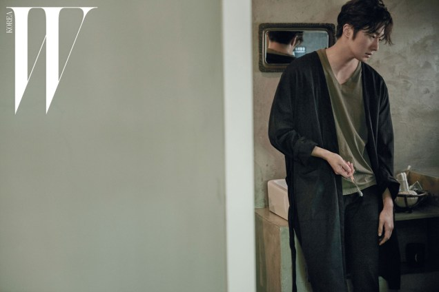 2015 11 Jung Il-woo for W Korea Magazine. 7
