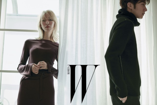 2015 11 Jung Il-woo for W Korea Magazine. 8