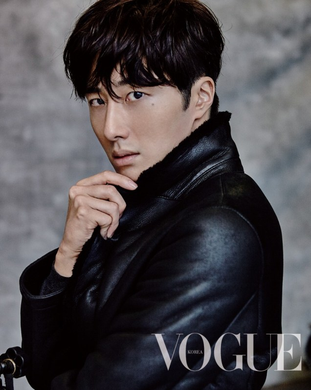 2015 9 Jung Il-woo is a Man in Autumn for Vogue Magazine. 2