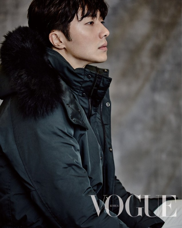 2015 9 Jung Il-woo is a Man in Autumn for Vogue Magazine. 6