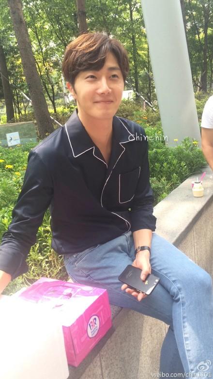 2015 Jung Il-woo in High End Crush BTS Cr. SOHU TV104