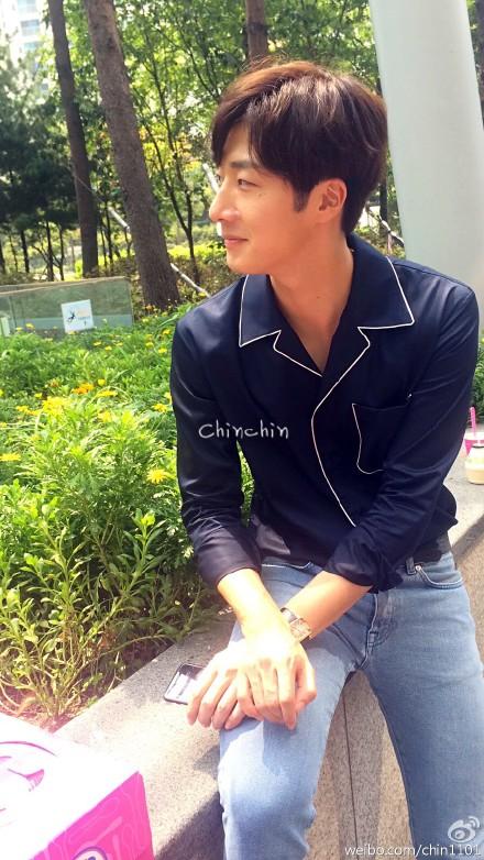 2015 Jung Il-woo in High End Crush BTS Cr. SOHU TV106