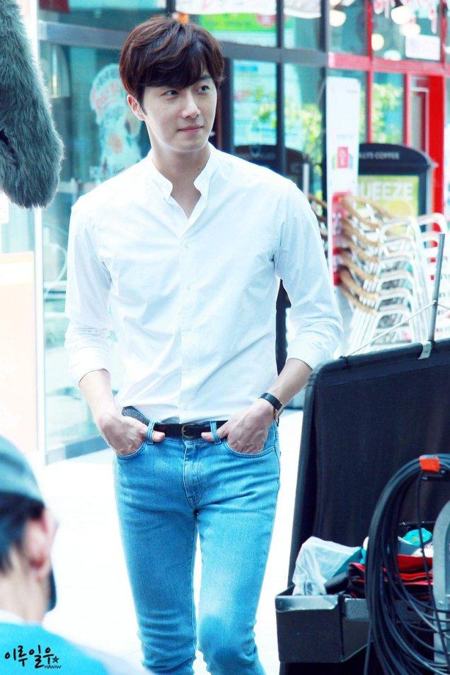 2015 Jung Il-woo in High End Crush BTS Cr. SOHU TV119