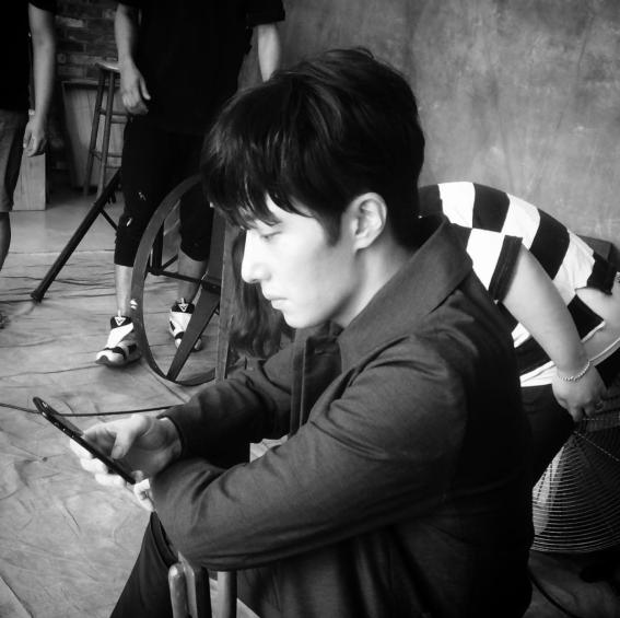 2015 Jung Il-woo in High End Crush BTS Cr. SOHU TV45