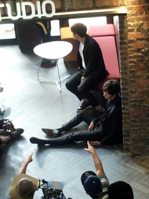2015 Jung Il-woo in High End Crush BTS Cr. SOHU TV52