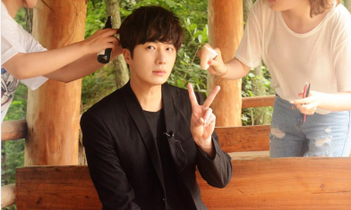 2015 Jung Il-woo in High End Crush BTS Cr. SOHU TV55