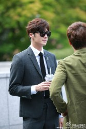 2015 Jung Il-woo in High End Crush BTS Cr. SOHU TV60