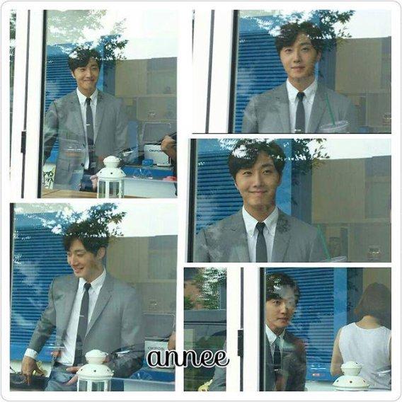 2015 Jung Il-woo in High End Crush BTS Cr. SOHU TV69