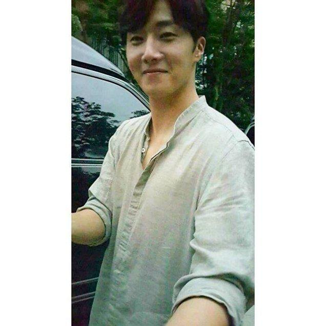 2015 Jung Il-woo in High End Crush BTS Cr. SOHU TV71