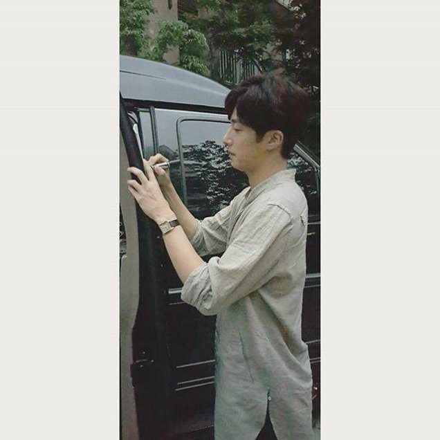 2015 Jung Il-woo in High End Crush BTS Cr. SOHU TV75