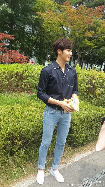 2015 Jung Il-woo in High End Crush BTS Cr. SOHU TV81