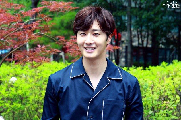 2015 Jung Il-woo in High End Crush BTS Cr. SOHU TV89