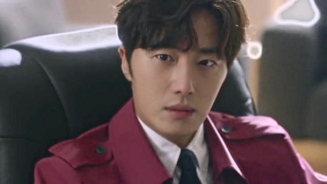 2015 Jung Il-woo in High End Crush Episode 1 Cr. SOHU TV 3