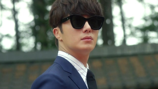 2015 Jung Il-woo in High End Crush Episodes 3 & 4 Cr. SOHU TV 1